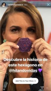ELLAS - Carlota Corredera